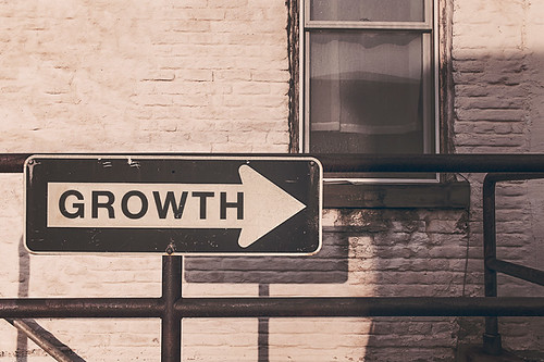"""Growth - Earnings Growth - Growth Sign by gfdnova1 License This image was marked with a CC BY-SA 2.0 license.  Credit the creator.  Share adaptations under the same terms. Read more about the license here Credit the Creator """"Growth - Earnings Growth - Growth Sign"""" by gfdnova1 is licensed under CC BY-SA 2.0"""